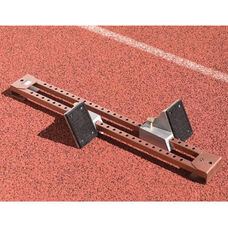 Scholastic Steel Starting Block