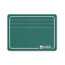 Green Writing Chalkboard Lapboard with Lines - 9