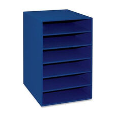 Pacon 6 -Shelf Organizer - 13 -1/2