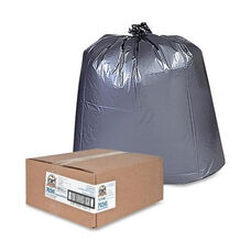 Genuine Joe Trash Can Liner - 33 -33Gal - 1.5mil - 33