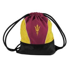 Arizona State University Team Logo Spring Drawstring Backsack