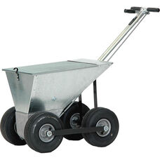 85 lbs. Capacity Pro Line Marker with Pneumatic Wheels
