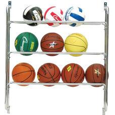 Basketball Wall Rack