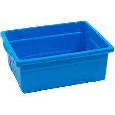 Royal Large Open Environmentally Friendly Tough Plastic Tub - Blue - 15.63