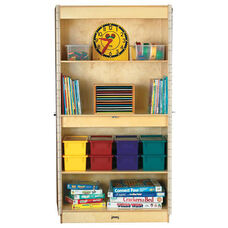 Storage Cabinet - Space-Saver