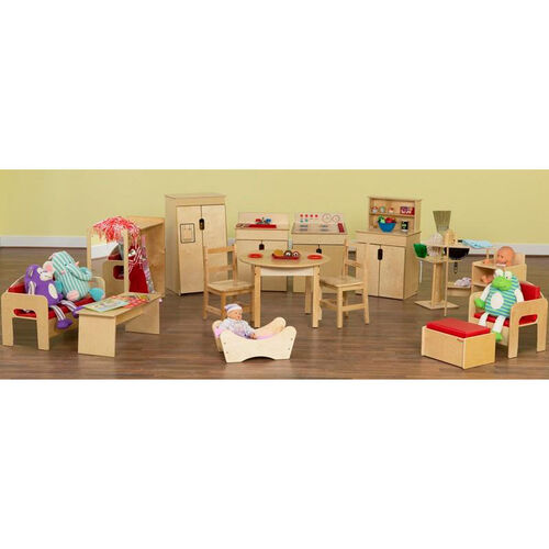 Our Healthy Kids Plywood Classroom Dramatic Play Package with Tuff-Gloss UV Finish is on sale now.