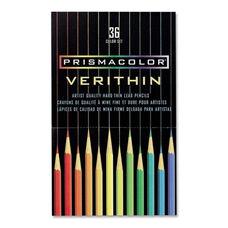 Sanford Brands Color Pencil - 36/ST - Assorted