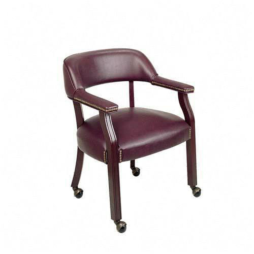 Our Lorell Berkeley Series Captain Chair with Casters is on sale now.