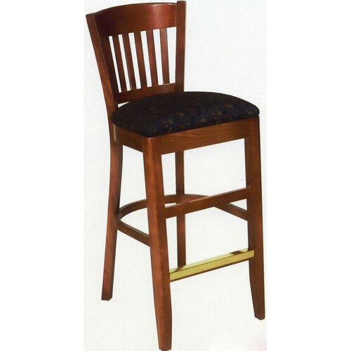 Our 1918 Bar Stool w/ Upholstered Seat - Grade 1 is on sale now.