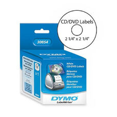 Dymo Labelwriter Cd/Dvd Labels - Pack Of 160