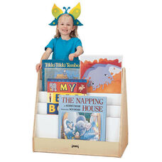 Big Book Pick-A-Book Stand - 1 Sided