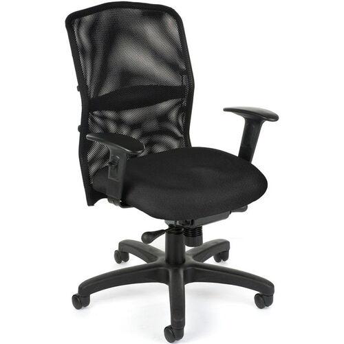 AirFlo Mesh Task Chair - Black