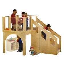 Tots Loft Playhouse