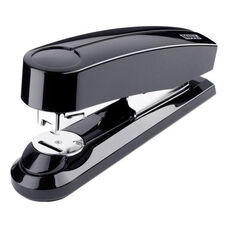 Novus B4C Flat Clinch Executive Stapler Compact - Black