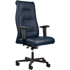 Felix 350 lbs High Back Heavy Duty 24/7 Intensive Use Office Chair with Extra Wide Seat