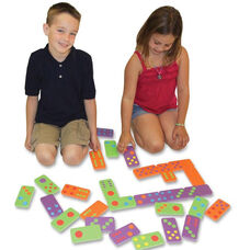 Chenille Kraft Company WonderFoam Dominoes Set