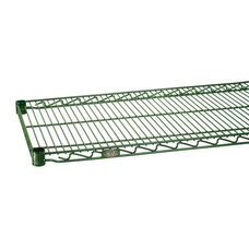 Poly Green Standard Wire Shelf - 24