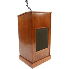 Collegiate Evolution Sound Podium - Cherry