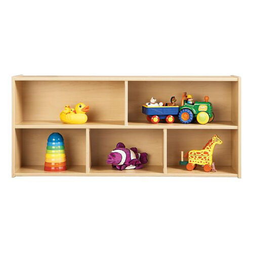 Our Young Time® Toddler Two-Shelf Storage Unit is on sale now.