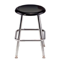 Legacy Series Adjustable Height Classroom/Lab Stools