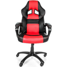 Monza Ergonomic Entry Level Gaming Chair - Red