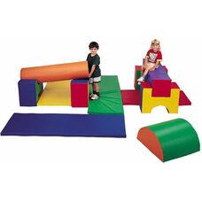 11 Piece Multicolor Junior Gym Set