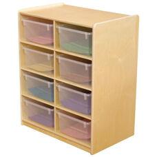 Storage Unit with (8) 5