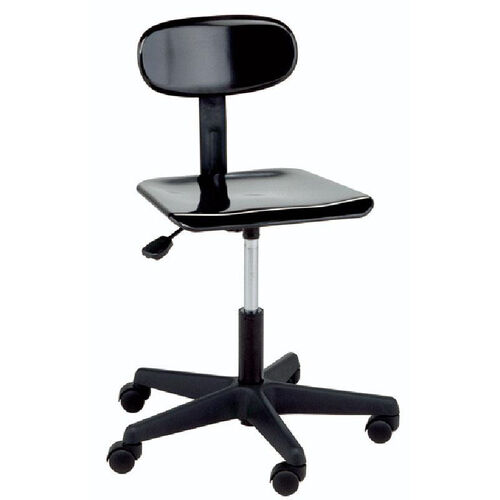 Our Legacy Series Adjustable Height Lab Stool with Back is on sale now.