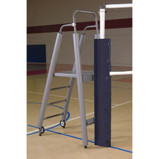 Folding Padded Volleyball Officials Platform with Padding