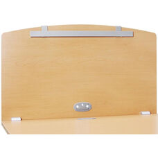 Back Privacy Panel for Model 55139 - Maple