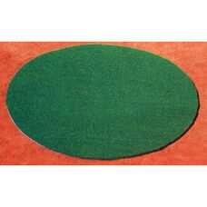 Diamond Turf On-Deck Circles - Set of 2 in Green