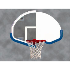 DuraSkin Padding for Fan-Shaped Indoor Basketball Backboards