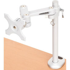 Bolt Mounted Single Monitor Arm