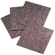 Quartet Extra Thick Dark Cork Panels - Pack Of 4