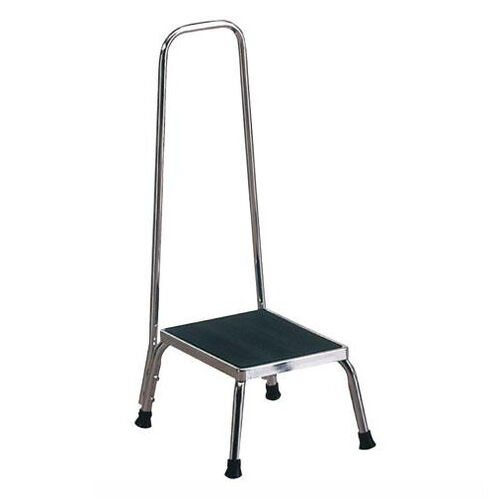 Our Step Stool with Handrail is on sale now.
