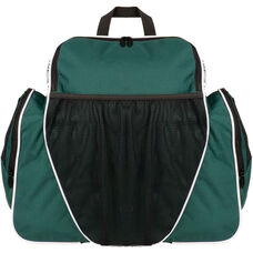 Deluxe All-Purpose Backpack in Dark Green