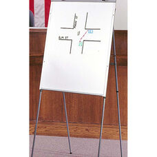 Four Leg Adjustable Easel with Magnetic Markerboard - 38