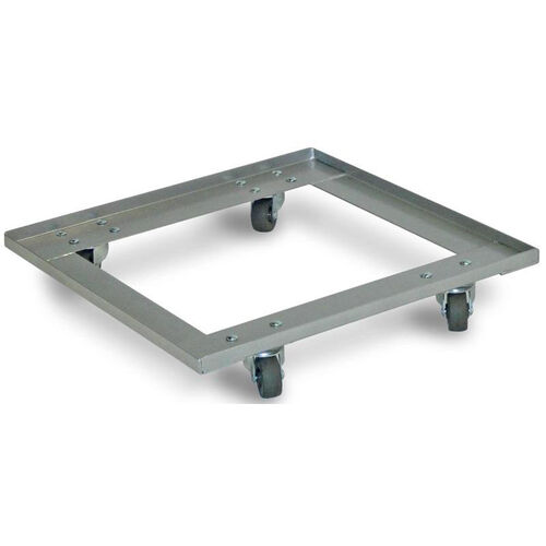 Universal Stacked Chair Steel Frame Dolly - 22