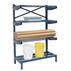 Nexelon Cantilever Shelving - 4 Shelves - 24