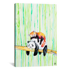 Lullaby by Marc Allante Gallery Wrapped Canvas Artwork - 26