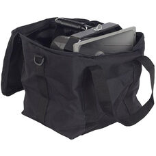 Half-Mile Hailer Nylon Carrying Case with Nylon Zipper Top and Hard Bottom - 6.75