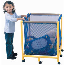 Mobile Equipment / Toy Box ( Square ) - 25