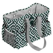 Michigan State University Team Logo Double Diamond Junior Carry All Caddy