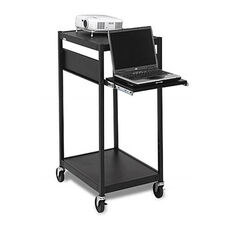 Mobile Notebook-Data Projector Cart - 24
