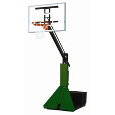 Acrylic Max Portable Adjustable Basketball System