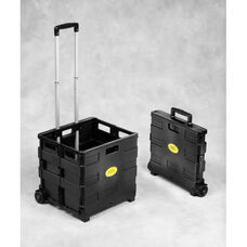 Plastic Folding Storage Cart