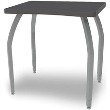 ELO Plymouth XL High Pressure Laminate Desk with Adjustable Legs and 1.25