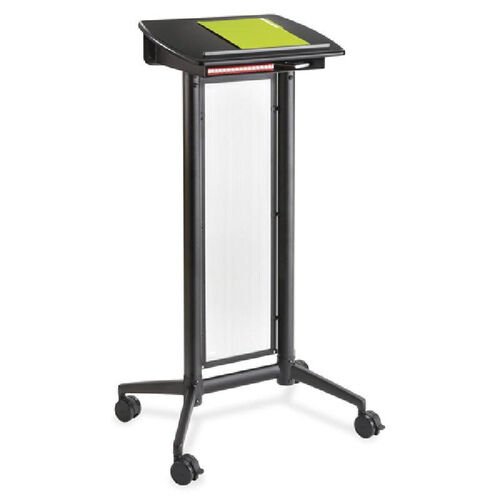 Our Safco Impromptu Lectern - Rectangle - 46.5