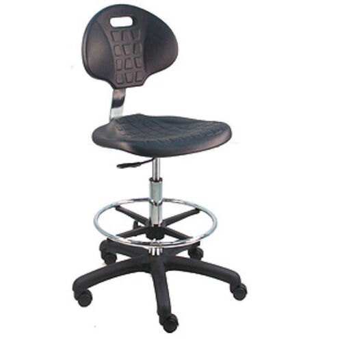 Our Deluxe Cleanroom Polyurethane Laboratory Chair - Nylon Base is on sale now.