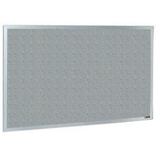 800 Series Type CO Aluminum Frame Tackboard - Claridge Cork - 48